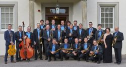 Bosch-Big-Band am 04.10.2014 in der FILharmonie in Filderstadt